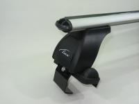 Багажник на крышу LUX Chevrolet Cobalt 2011- седан аэродинамические поперечины аэро-классик (53мм) 1.2м, 699291 (Шевроле Кобальт люкс)