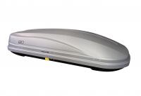 Бокс автомобильный багажный Евродеталь Магнум 390 серый карбон 1850х840х420 мм (автобокс Magnum с быстросъемным механизмом крепления ED5-046B)