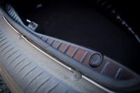 Накладка в проем багажника Renault Logan 2 2014- АртФорм (Рено Логан, яго)