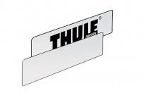 Табличка для крепления к держателю номерных знаков THULE 976-2 (Знак номерной Туле)