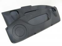 Обивки дверей Comfort черные APS 0301 (0301-01) Lada Niva 4x4 (Лада Нива, накладки на обивку комфорт АПС)