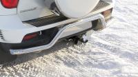 Фаркоп съемный квадрат Chevrolet Niva (VAZ 2123) 2009- PT Group 02011501 (шевроле нива тсу прицепное устройство пт групп)