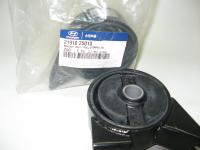 Подушка двигателя Акцент МКПП передняя левая Hyundai оригинал 21830-25010