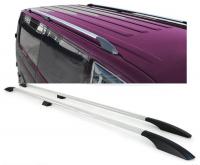 Рейлинги на крышу продольные Winbo OE Style PW003219 Volkswagen Multivan T5 2003-2010 5-дверн длинная база, серебро (Фольцваген Мультиван, Т5 винбо)