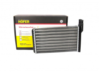 Радиатор отопителя 2108 Hofer HF730222 (ВАЗ 2109-2115, Таврия, Славута печки, 2108-8101060)