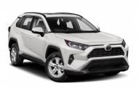 Рейлинги на крышу продольные Winbo OE Style WB01908011 Toyota Rav4 2019- черный (Тойота Рав4, винбо)