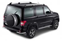 Рейлинги на крышу продольные УАЗ OE Style 3162822111011 (УАЗ Патриот, uaz)
