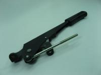 Рычаг ручного тормоза Калина ВИС 11180-3508010-00 (ВАЗ 1118, 1117, 1119 рычаг ручника оригинал)