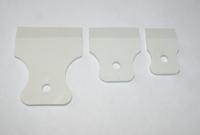 Шпатели резиновые 3шт (73мм, 56мм, 35мм)