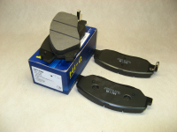 Колодки тормозные дисковые передние Sangsin SP1194 комплект 4шт