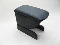 Подлокотник Line Vision для Volkswagen Polo 10- Стандарт черный (Фольксваген Поло седан, лайн вижн 53008IPB)