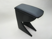 Подлокотник Line Vision для Nissan Almera 12- Стандарт черный (Ниссан Альмера, лайн вижн 37001IPB)