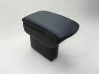 Подлокотник Line Vision для Volkswagen Polo 20- Стандарт черный (Фольцваген Поло седан, лайн вижн 53012IPB)