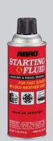 Стартовая жидкость Abro SF-650 312гр (быстрый запуск, эфир)