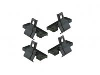 Комплект адаптеров багажной системы KIT THULE 1708 (Audi A3 3/5дв 12- кит адаптеры туле)