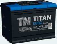 Аккумулятор TITAN EURO Silver 76 А\ч прямая полярность