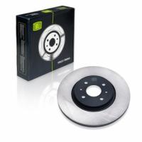 Диск тормозной передний ВАЗ 1118 R15 Trialli DF118 комплект 2шт вентилируемые (диски тормозные Калина Спорт, ВАЗ)