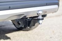Фаркоп съемный квадрат Hyundai Starex H1 2007+ PT Group 11041501 (хендай старекс тсу прицепное устройство пт групп)