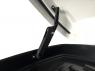 Бокс автомобильный багажный Евродеталь Магнум 390 черный глянцевый 1850х840х420 мм (автобокс Magnum ED5-037B)
