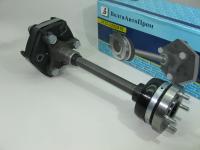 Вал карданный промежуточный ВАЗ 2123 ВолгаАвтоПром 2123-2202010 (Chevrolet Niva, промвал балансированный ВАП)