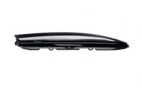 Автобокс грузовой Volvo Space Design 520 Black Gloss черный глянец 235 х 94 х 35 арт. 31470772