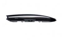 Автобокс грузовой Volvo Space Design 520 Black Gloss черный глянец 235 х 94 х 35 арт. 31470772 вольво