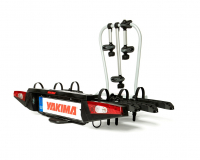 Крепление для перевозки трех велосипедов на фаркопе Yakima FoldClick 2 YA/8002490 (велокрепление, платформа фолдклик якима)