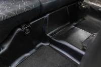 Накладка на ковролин заднего ряда Lada Largus 2012+ АртФорм комплект 2шт (Лада Ларгус, яго)