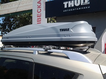 Автобокс THULE Touring